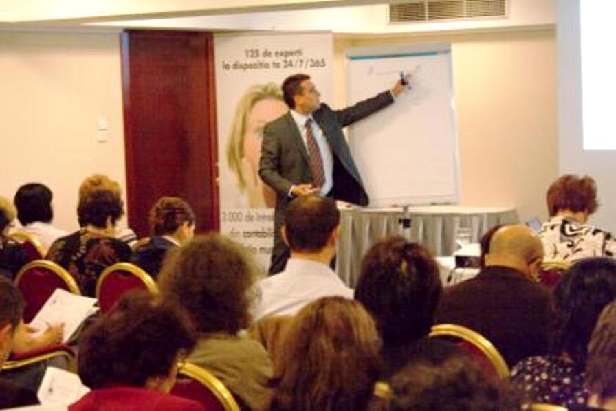 Seminarul National de Salarizare si Contributii Bucuresti